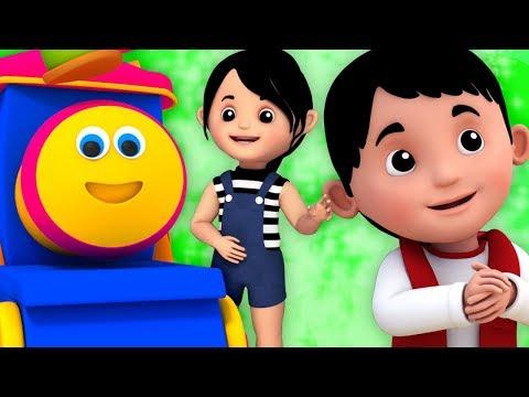 Bob den Zug | Little Jack Horner | Lieder für Kinder | Kinderreime