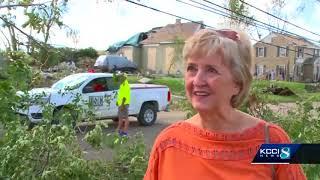 Tornado Ravages Marshalltown, IA