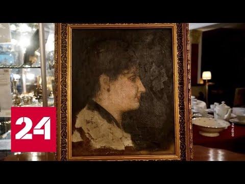 Провисевшая с войны в доме польского солдата картина оказалась работой Мане - Россия 24