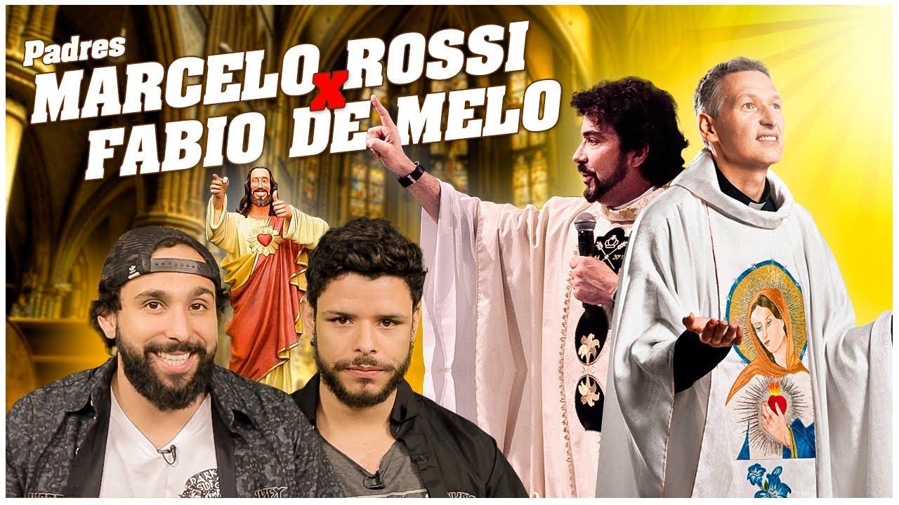 QUEM É MELHOR? PADRE MARCELO ROSSI X PADRE FÁBIO DE MELO