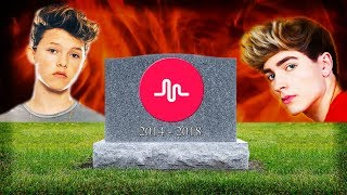 Musically is Finally Dead