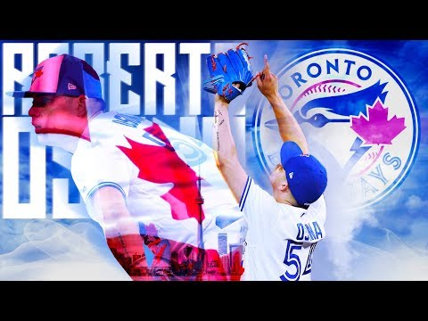 Roberto Osuna | 2017 Blue Jays Highlights ᴴᴰ