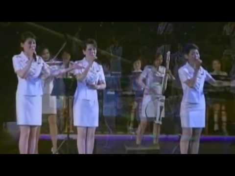 Moranbong Band: When night falls on the land