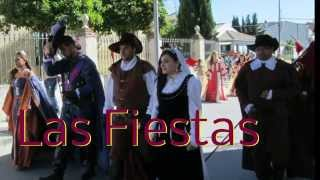 Fiestas de Moros y Cristianos de Zújar ( Granada)  ! vívelas !