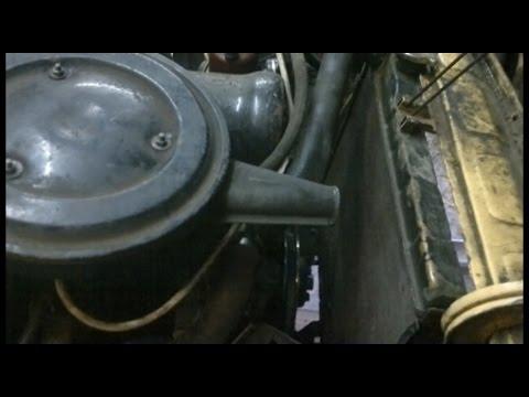 Проверка системы охлаждения и ремонт ВАЗ