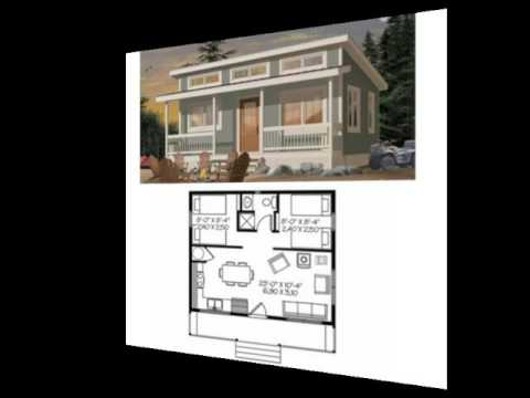 Diy Tiny House Plans YouTube