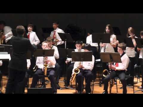 West Essex Middle School Band - 1 Spring 2010