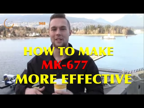 MK-677 from ENHANCED ATHLETE - How to make this product more effective  more effective Mp3