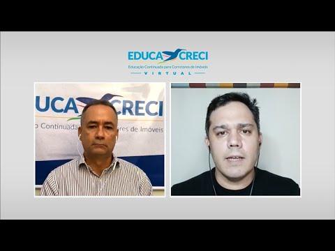 Treinamento para Corretores de Imóveis   Live Guilherme Carnicelli