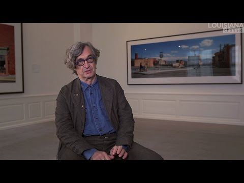 Wim Wenders Interview: Painter, Filmmaker, Photographer from YouTube · Duration:  30 minutes 52 seconds