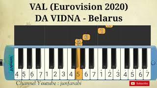 VAL - Eurovision 2020 - DA VIDNA (Belarus) instrumental