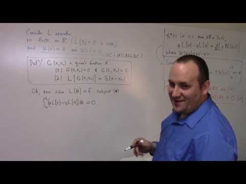 Math 495: on Green's Functions for PDEs, Laplace Fourier examples, 2-14-17, part 1