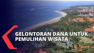 Pemerintah Gelontorkan Rp 7,67 Triliun untuk Pemulihan Sektor Wisata