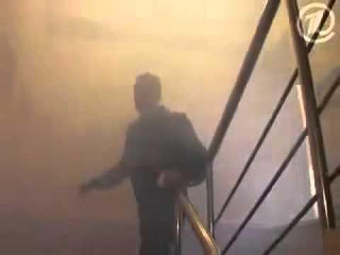 Видео Как проводит эвакуацию из офиса при пожаре