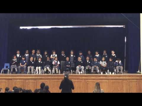 """Up on the Housetop"" by Mission Dolores Academy's First Grade Class"