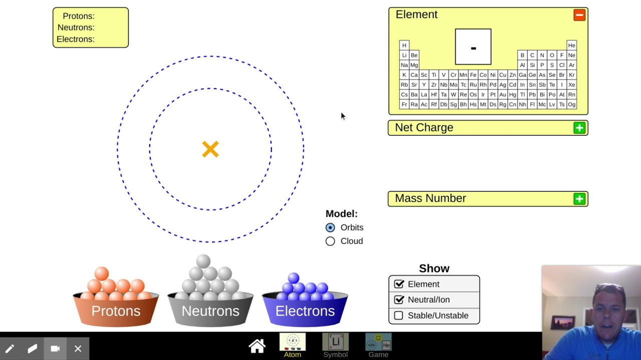 Build an Atom   Atoms   Atomic Structure   Isotope Symbols ...