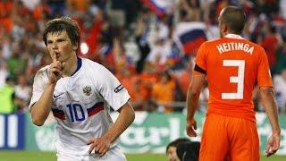 Andrei Arshavin vs Netherlands (Euro 2008) HD