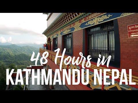 Exploring Kathmandu, Nepal  I  Travel Vlog 002