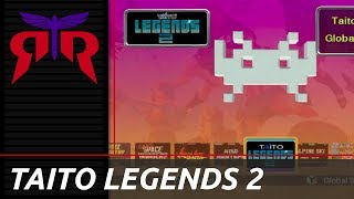 Taito Legends 2 - Random Games