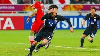 リオ五輪最終予選 サッカーU-23日本代表 全6試合全ゴール 【完全感覚Dreamer】U-23 Asia Cup Japan All Goals