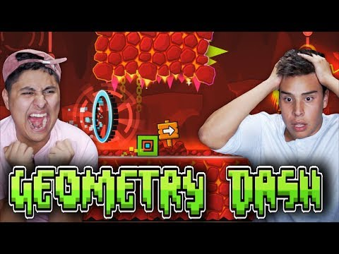 The Rage Game (Geometry Dash Pt.2)