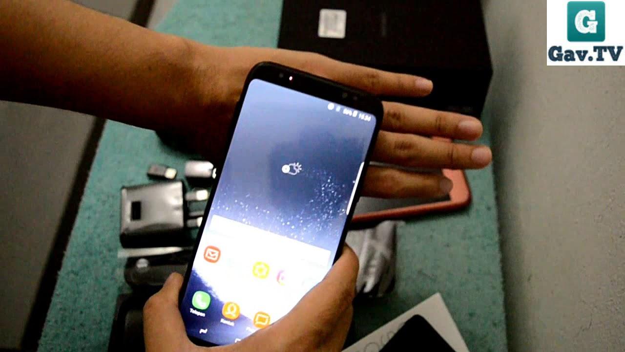 Review Hdc Samsung S8 Kamera Super Jernih Ram 2gb Harga Sejutaan