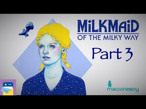 Milkmaid of the Milky Way: Walkthrough Part 3 (The End!) & iOS iPad Gameplay (by Machineboy)