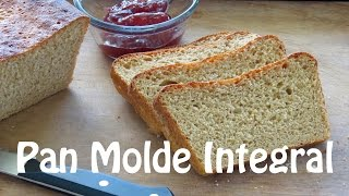 Como Hacer Pan Integral de Molde -- The Frugal Chef