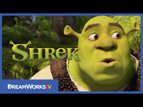Kiss Donkey Or A Monster  Would You Rather?  NEW SHREK