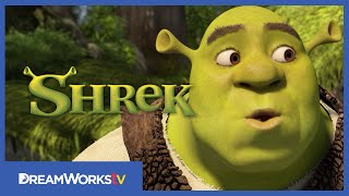Kiss Donkey Or A Monster | Would You Rather? | NEW SHREK