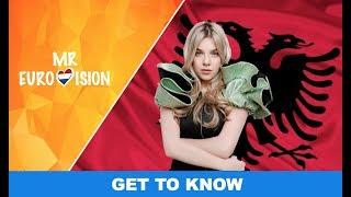 GET TO KNOW: Arilena Ara - Albania 🇦🇱 - 2020