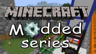 Season 4 Revamped Ep57 My Auto Smelting Machines Are Too Hungry For Power - Minecraft Modded Series