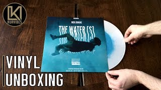 Mick Jenkins – The Water[s] Vinyl Unboxing | KurVibes