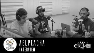 #LaSauce - Invité: Aelpéacha sur OKLM Radio 01/12/2016