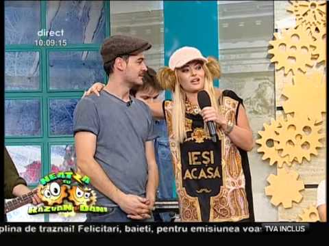 Delia Matache si Dragos Udila lansează single-ul -
