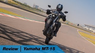 Yamaha MT-15 Review - Is R15 Better Value? | MotorBeam
