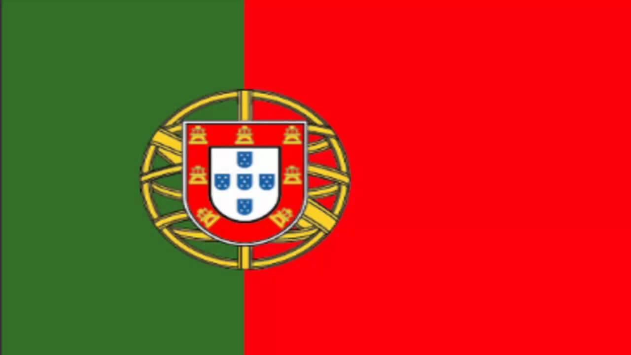 Portugal Flag And Anthem Youtube