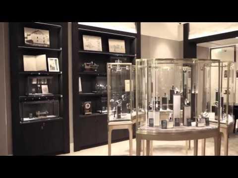 Jaeger LeCoultre - Boutique Place Vendôme