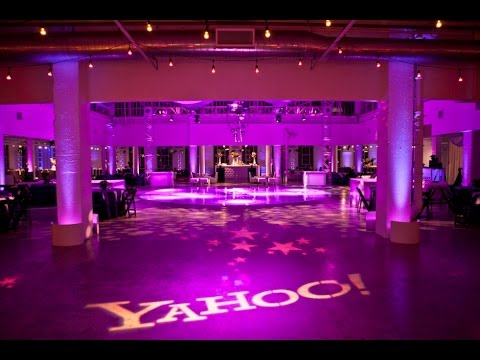 Yahoo Corporate Holiday Party