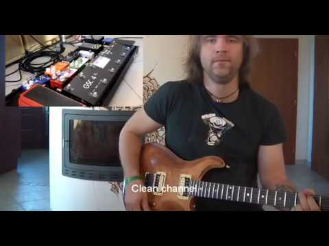 My Stereo Guitar Rig Rundown 2016 (extended with sound samples)