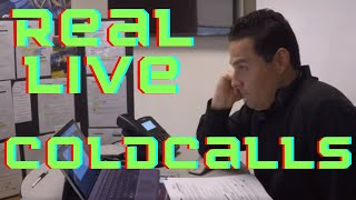 Repeat youtube video Real Live Cold Calls; Having Fun Circle Prospecting