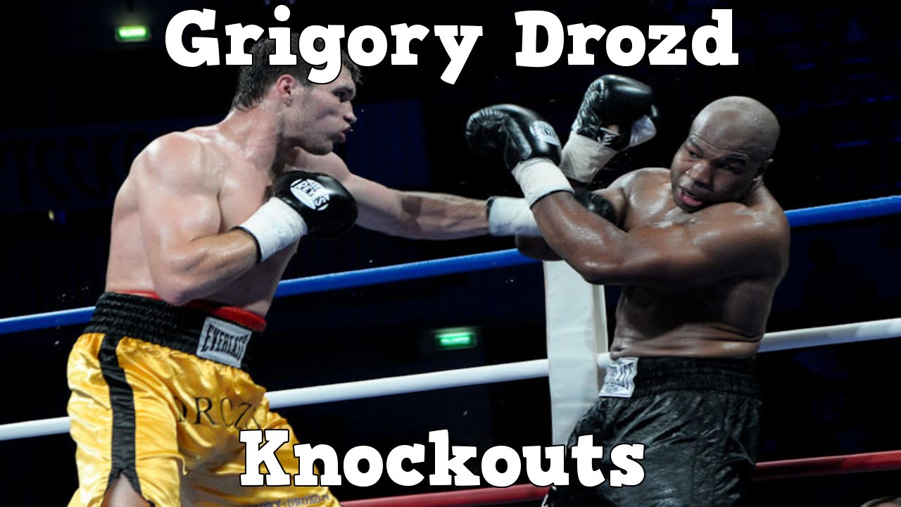Grigory Drozd: Champion on Vacation 27