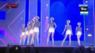 [HD] 140701 AOA - Tell Me Your Wish (Genie) (SNSD cover) 소원을말해봐