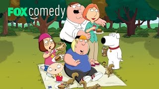 'Family Guy' - FOX Comedy promo 2