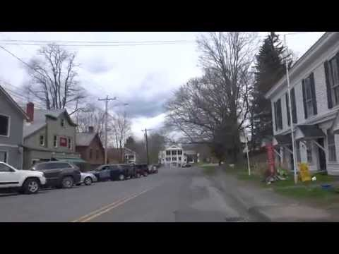 Driving Through: West Stockbridge, MA