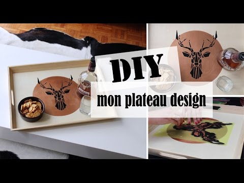 Diy mon plateau design youtube for Plateau report designer