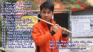Tổng hợp những bản sáo nhạc Hoa hay nhất