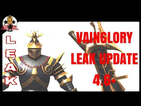 VAINGLORY LEAK UPDATE 4.6+ | FlameEater