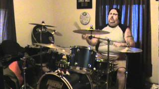 Survivor The Search Is Over drum cover