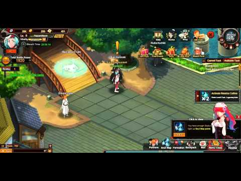 Bleach Online Gameplay Part 1